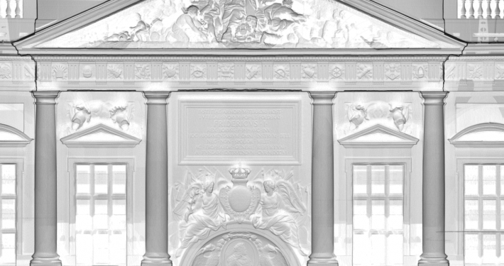 Laserscan Fassade